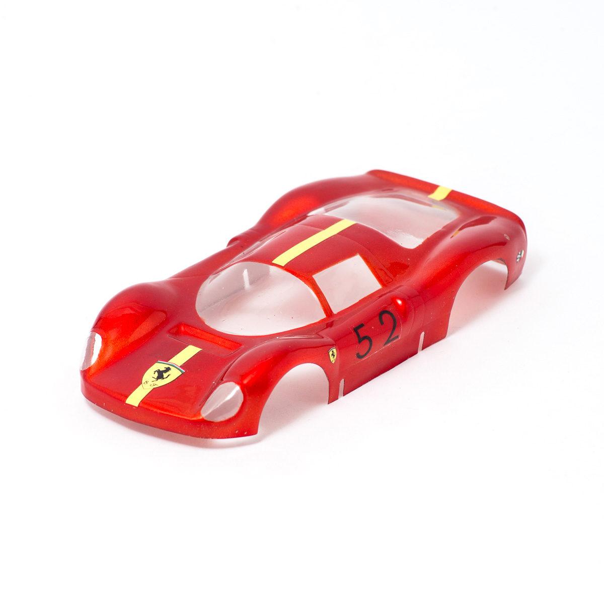 Carrozzeria Slot Car Ferrari 330 P3 1/24 per Policar Super