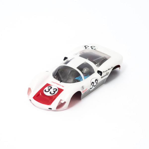 Carrozzeria Slot Car Porsche 906 Carrera 1/24 Replica Russkit