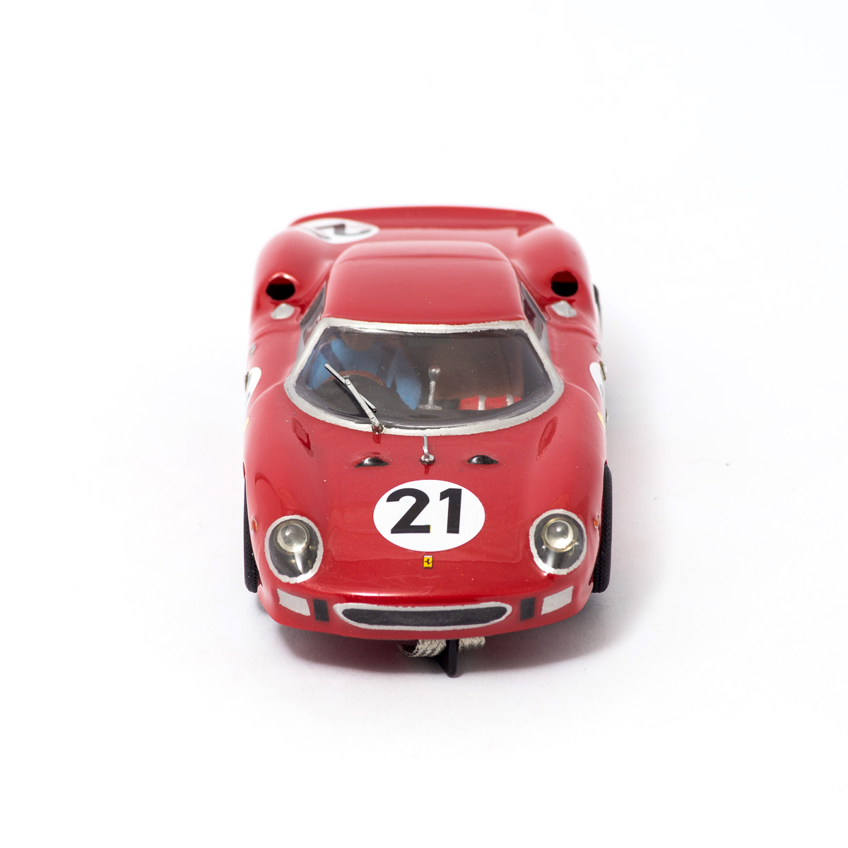 Slot Car Ferrari 250 LM #21 Nart 1965 Gregory/Rindt 1:24