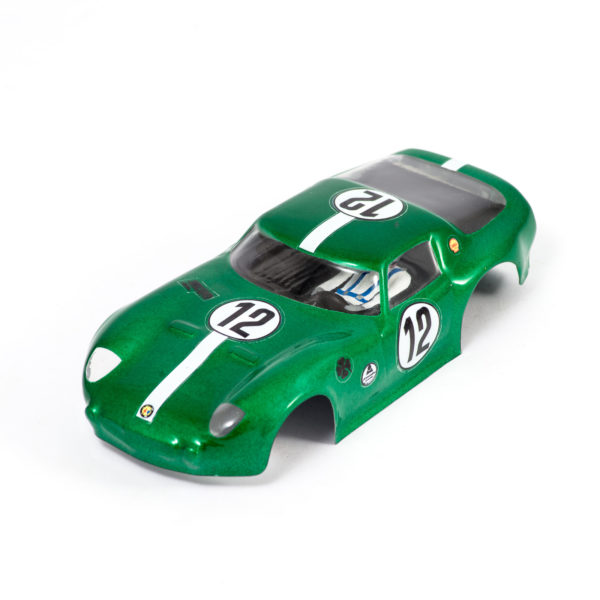 Carrozzeria Slot Car Alfa Romeo TZ2 1/24 UNICAR