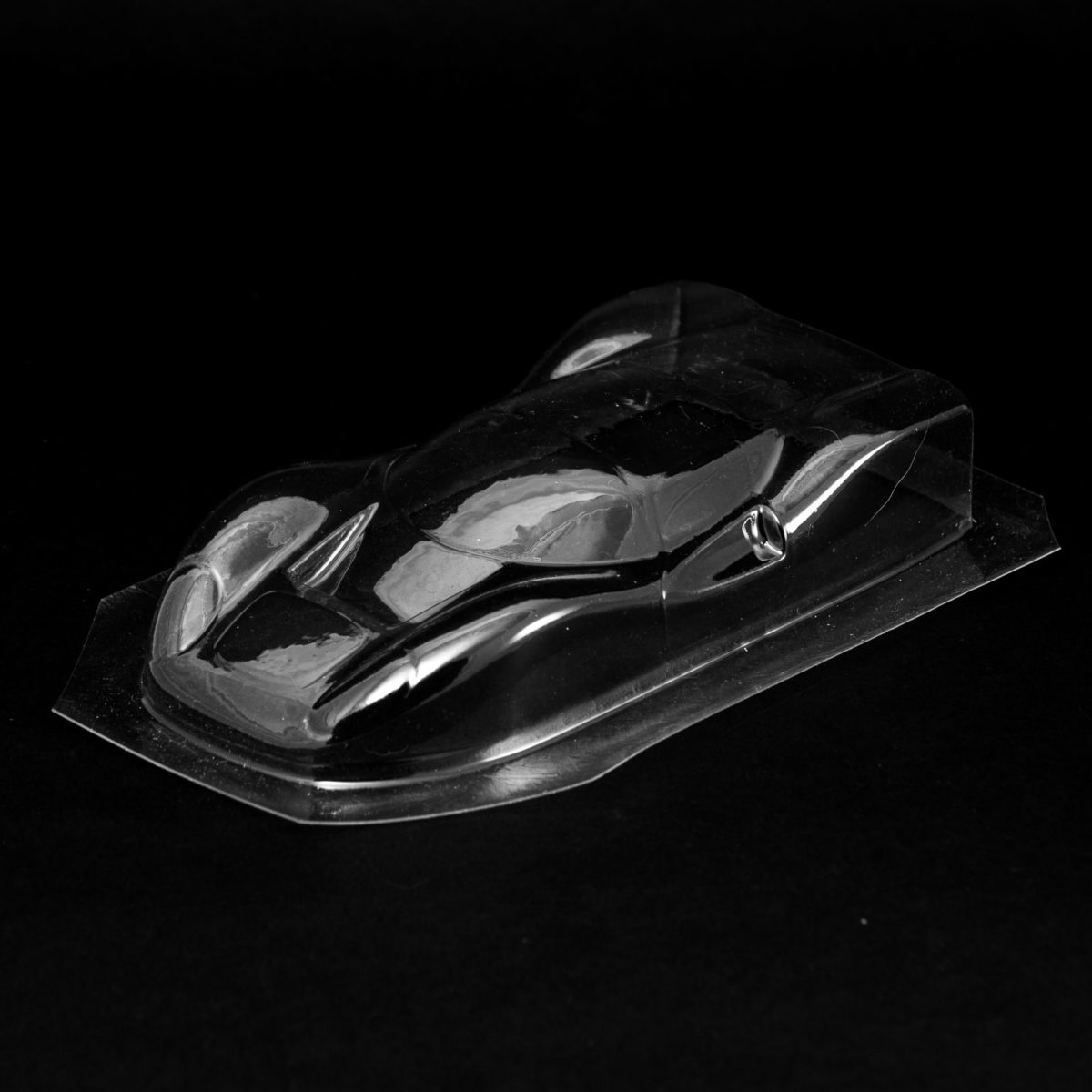 """Carrozzeria Slot Car Minidream Mini """"A"""" 1/24 Trasparente"""