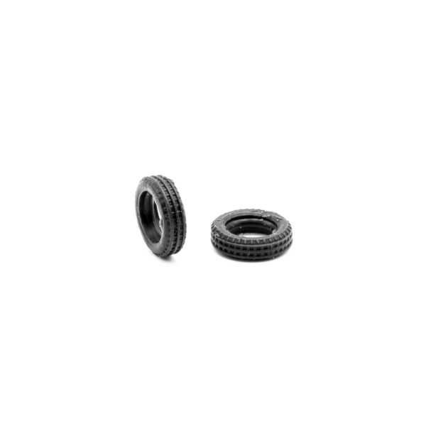 Front Slot Car Tires for Policar 1:32