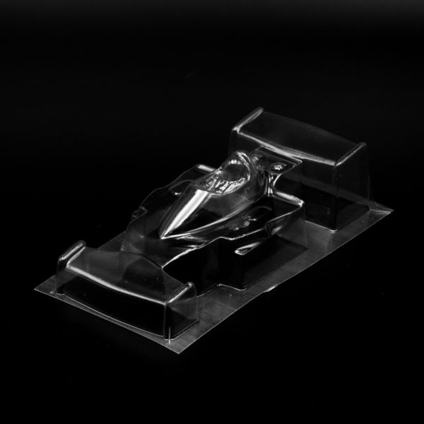 Slot Car Clear Body Ferrari F1 1/32 Replica Minidream