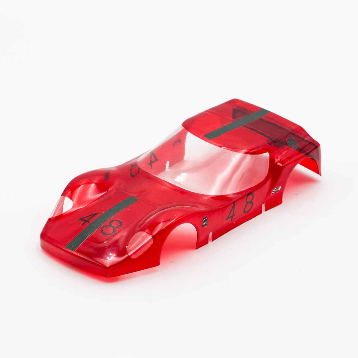 Carrozzeria Slot Car Alfa Romeo Osi Scarabeo 1/24 Policar