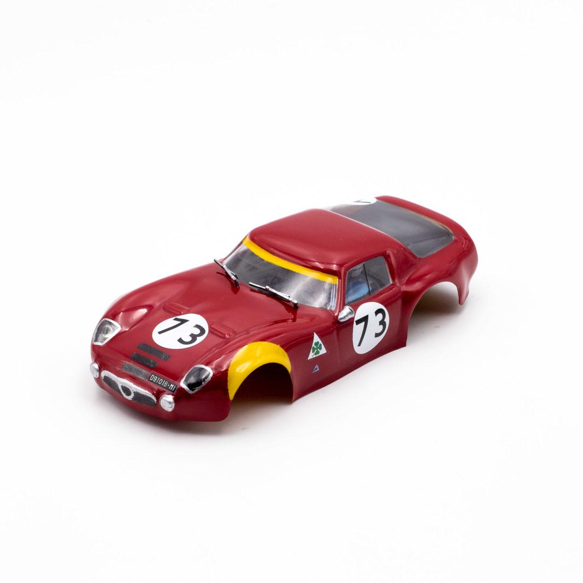 Carrozzeria slot Car Alfa Romeo TZ2 1/24