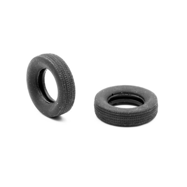 Rear Slot Car Tires for National Toys F1 1:32